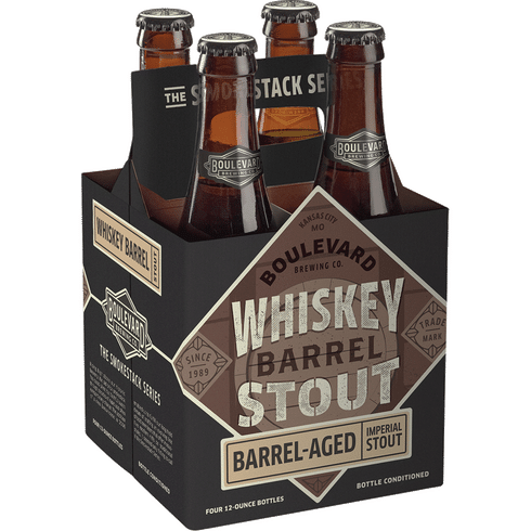 Boulevard Whiskey Barrel Stout | Total Wine & More