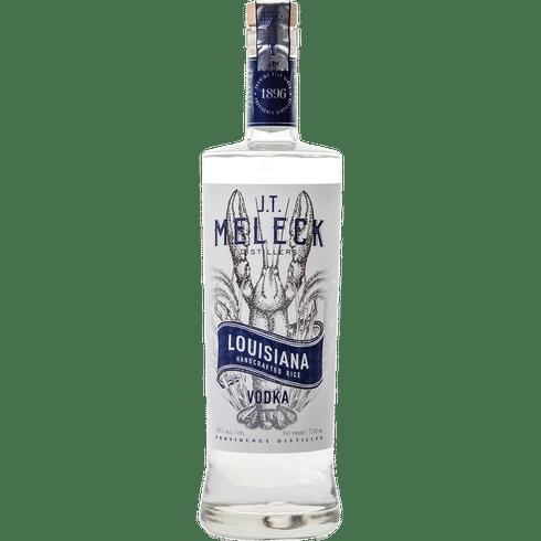 JT Meleck Louisiana Rice Vodka 750ml