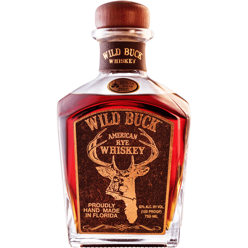 Wild Buck American Rye Whiskey Total Wine More