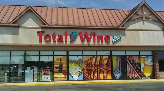 What are the store hours of ABC Fine Wine & Spirits in Virginia?