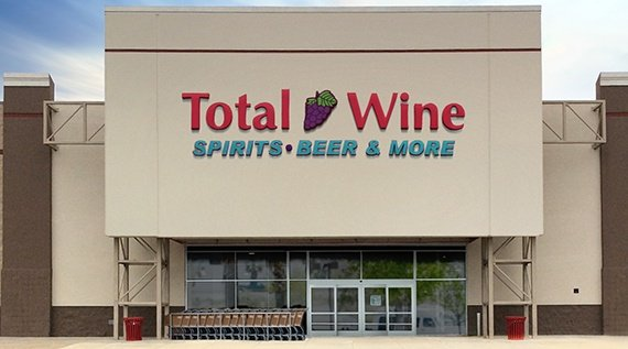 Liquor Store Wine Store Laurel Md Total Wine More