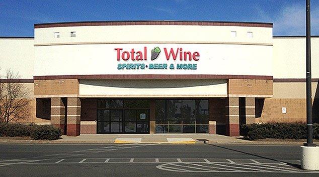 Liquor Store, Wine Store - Manchester, CT | Total Wine & More