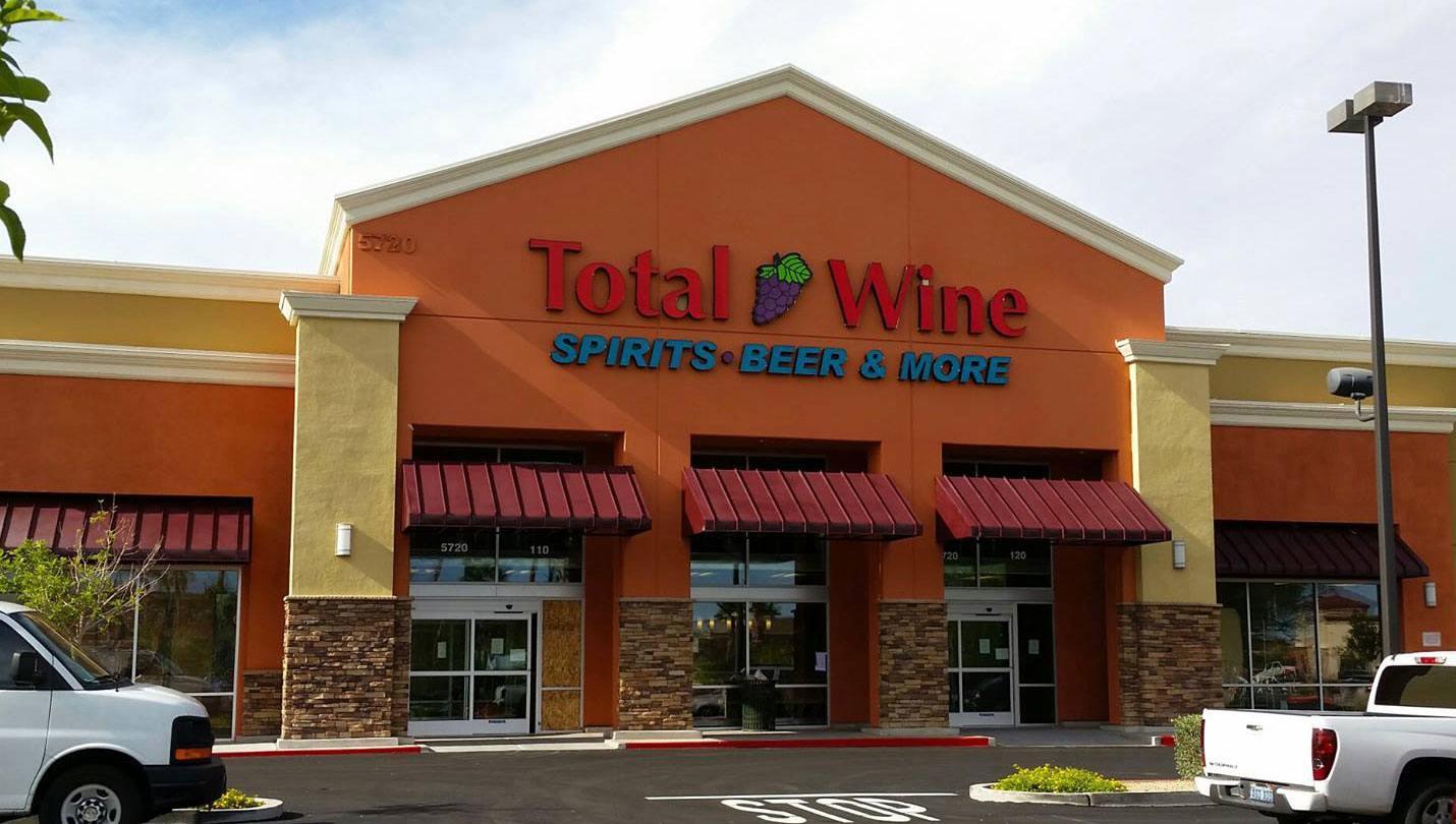 Liquor Store Wine Store Las Vegas Centennial Nv Total Wine