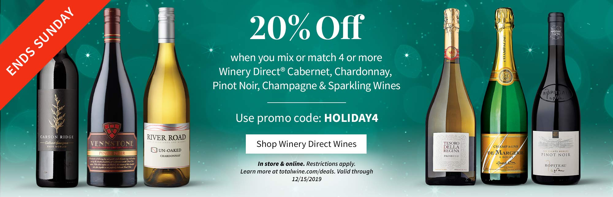 Wine Store, Liquor Store, Buy Wine Online | Total Wine & More