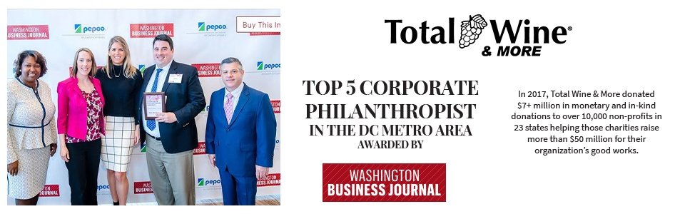Corporate Philanthropy | Total Wine & More