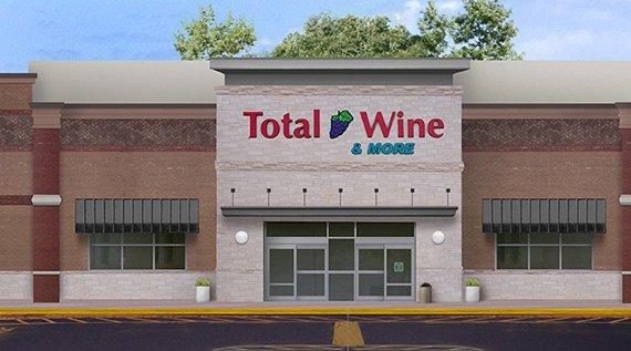 Wine Store Beer Store Atlanta Brookhaven GA Total Wine More - Brookhaven ga on us map
