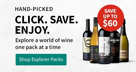 Shop bundles. Hand-picked. Click, save, enjoy. Explore a world of wine one pack at a time. Save up to $60.