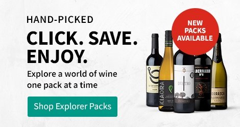Shop bundles. Hand-picked. Click, save, enjoy. Explore a world of wine one pack at a time.