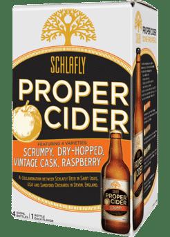 Schlafly Proper Cider Sampler