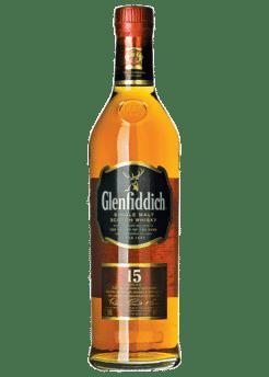 glenfiddich 15 yr total wine more