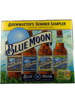 Blue Moon Summer Variety Pack | Total Wine & More
