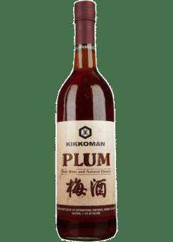 kikkoman plum wine total wine more. Black Bedroom Furniture Sets. Home Design Ideas