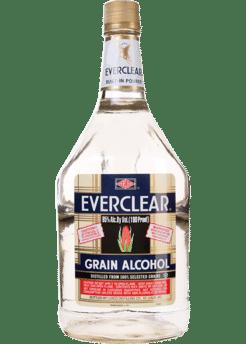 Everclear Grain Alcohol 190