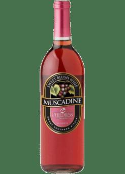 how to make blush wine