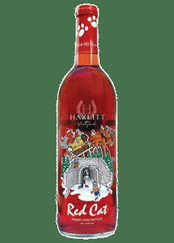 Hazlitt Sweet Red Cat Holiday