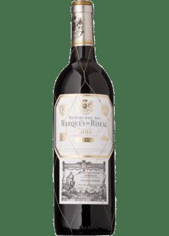 Marques de riscal rioja reserva total wine more for Marques de riscal rioja