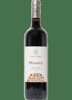 Fattoria casa di terra bolgheri doc mosaico total wine for Case di terra