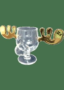 christmas vacation moose mug gold - Moose Mugs Christmas Vacation
