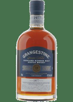 grangestone 1977 blended malt scotch whisky total wine more