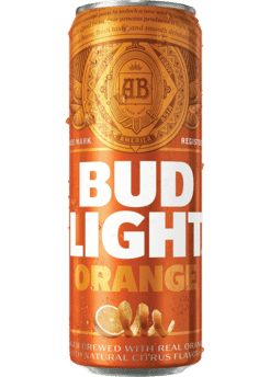 Bud Light Orange Design Ideas