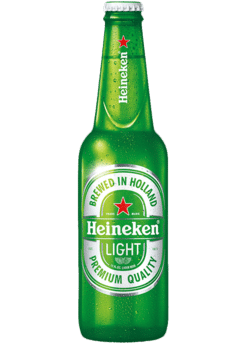 Elegant Heineken Premium Light Design Ideas
