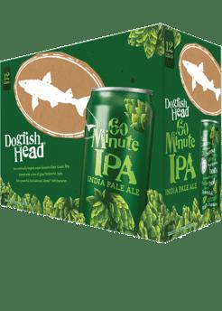 Dogfish Head 60-Minute IPA | Tuggl
