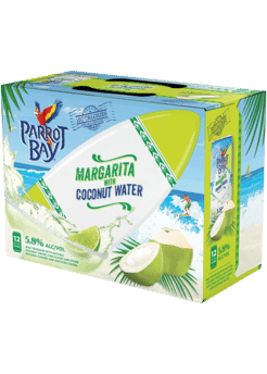 Parrot Bay Margarita With Coconut Water Total Wine Amp More