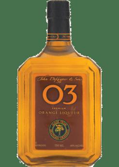 Dekuyper 03 Premium Orange Liqueur