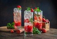 Vodka Strawberry Mojito